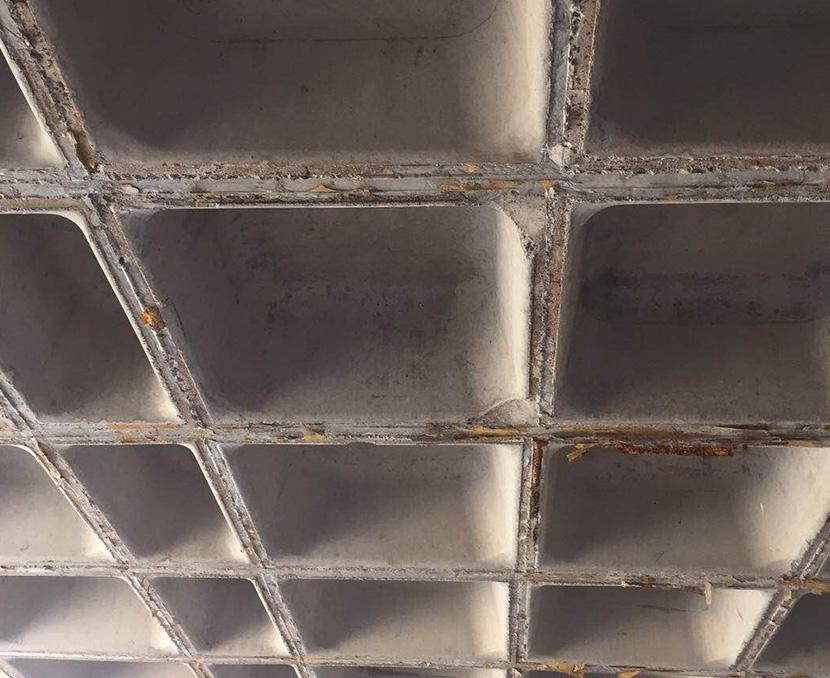 建筑压塑模壳
