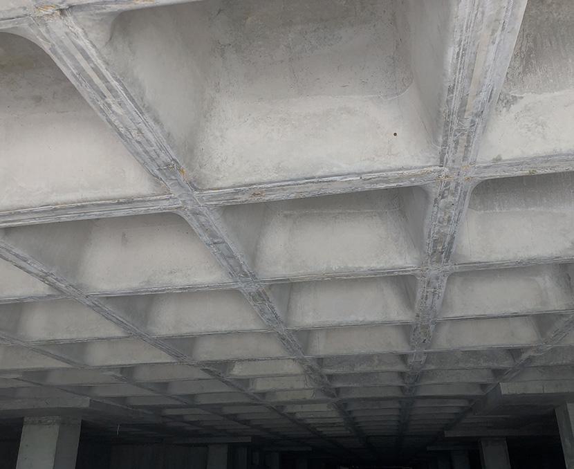菱镁建筑模壳